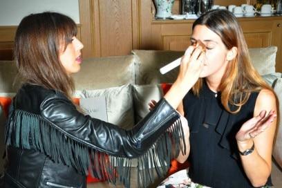 Giorgia Chiampan e Violette Serrat la mer (10)