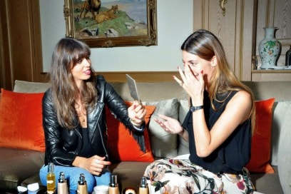 Giorgia Chiampan e Violette Serrat la mer (11)