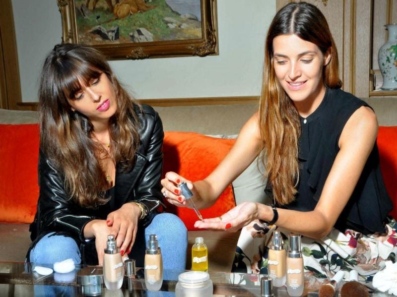 Giorgia Chiampan e Violette Serrat la mer (20)
