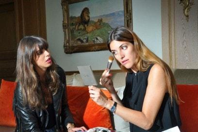 Giorgia Chiampan e Violette Serrat la mer (4)