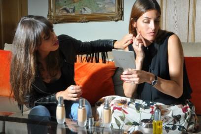 Giorgia Chiampan e Violette Serrat la mer