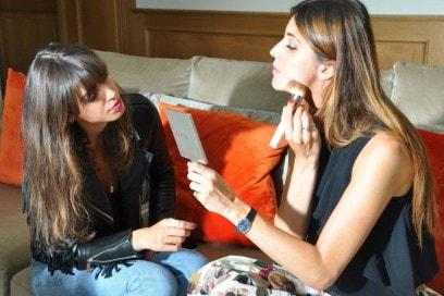 Giorgia Chiampan e Violette Serrat la mer (5)