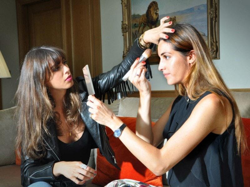 Giorgia Chiampan e Violette Serrat la mer (6)