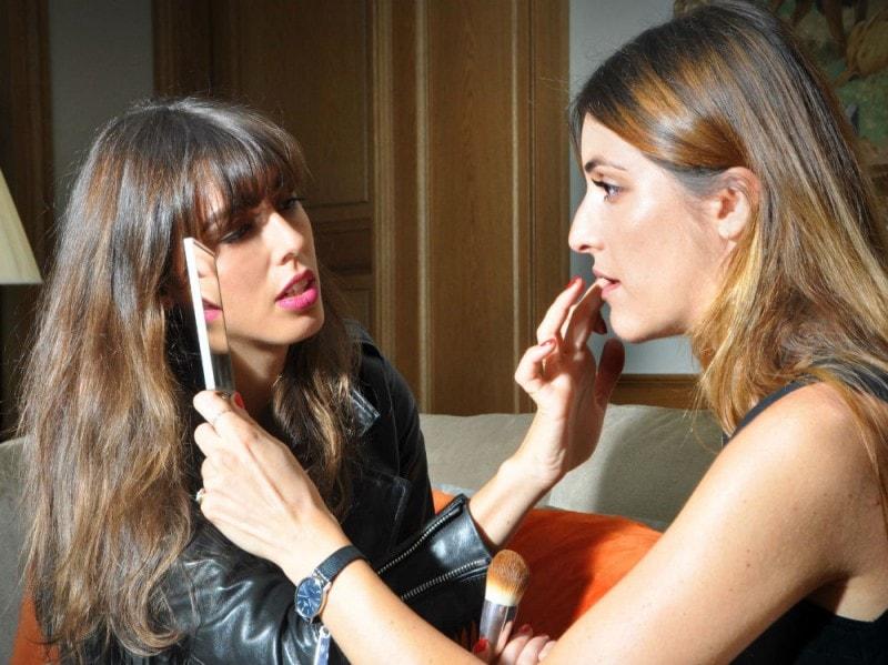 Giorgia Chiampan e Violette Serrat la mer (7)