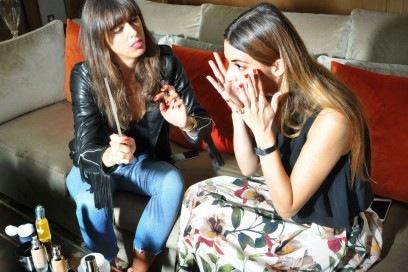 Giorgia Chiampan e Violette Serrat la mer (9)