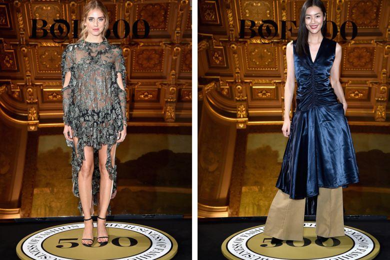 Il mondo della moda al cocktail parigino di The Business of Fashion