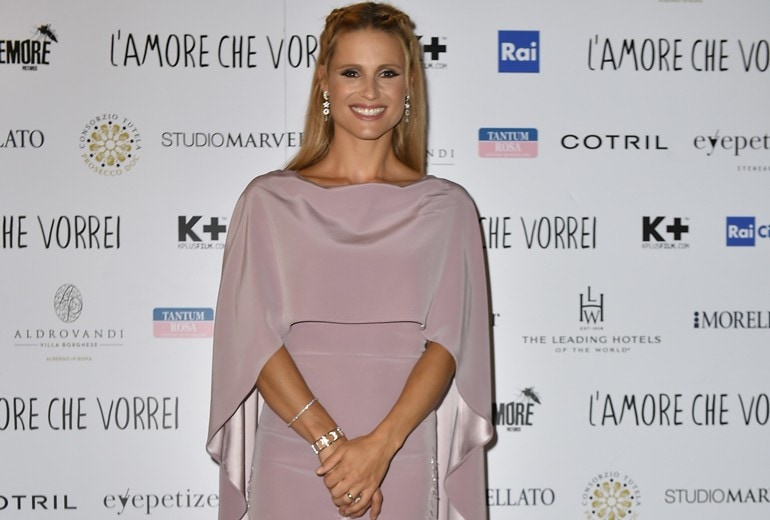 Michelle Hunziker firma una collezione per Morellato