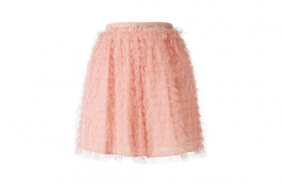 RED VALENTINO tiered tulle skirt_FF
