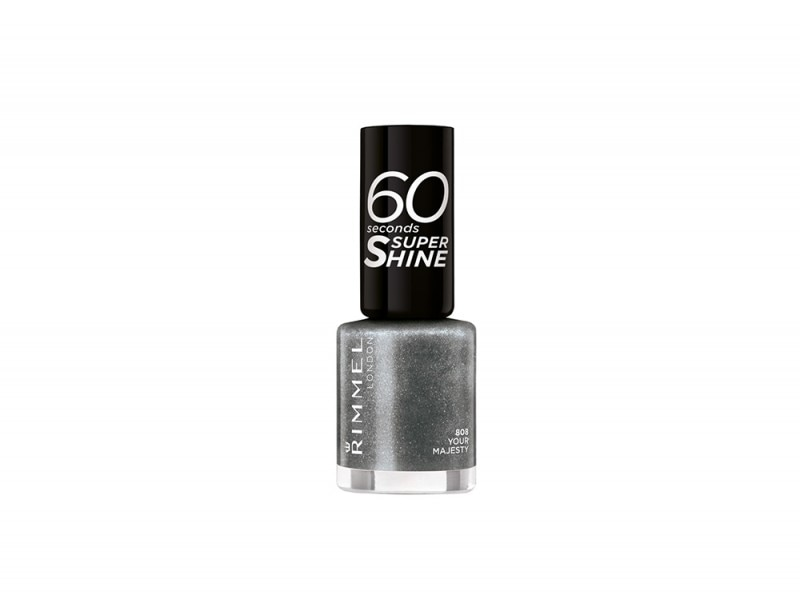 Rimmel 60 Seconds Super Shine Metallic 808