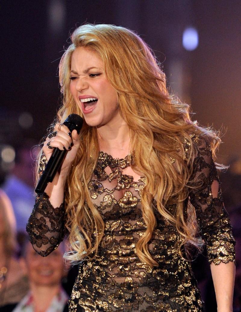Shakira-altezza