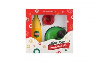 TONY-MOLY-HAPPY-SWEET-MAGIC-FOOD-TRIO cofanetto regalo natale