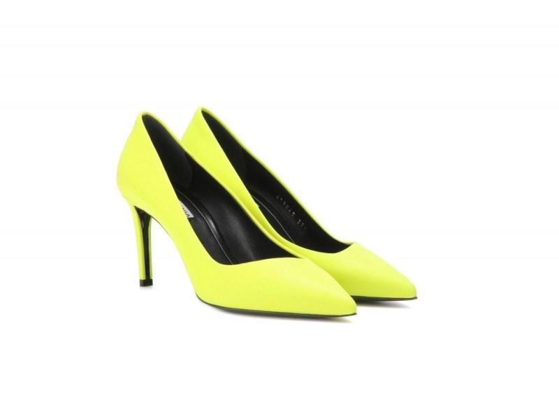 balenciaga-decollete-giallo-fluo