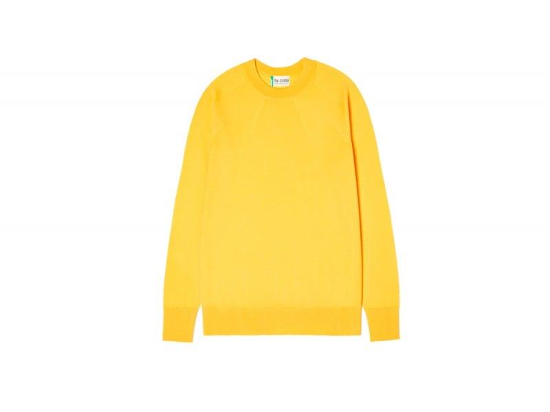 benetton-maglione-giallo