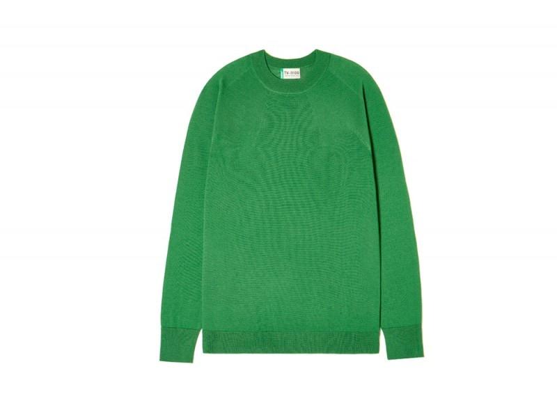 benetton-maglione-verde
