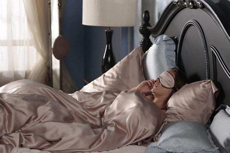 Perché quando ci si mette a letto non si ha più sonno