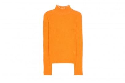 carven-maglia-arancione-collo-alto