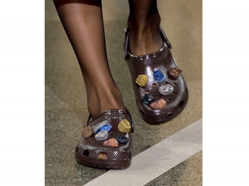 christopher-kane-crocs-getty