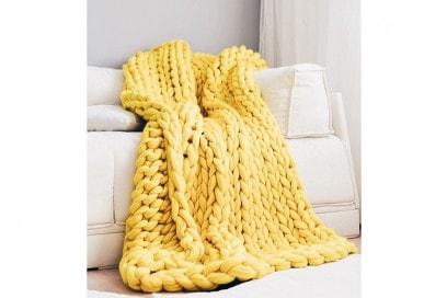 chunky knit blanket 3