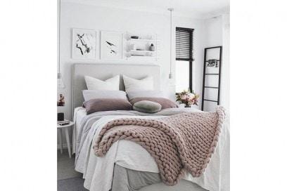 chunky knit blanket 5