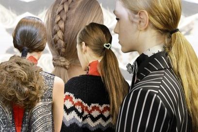 Coda: l'acconciatura capelli più chic da copiare