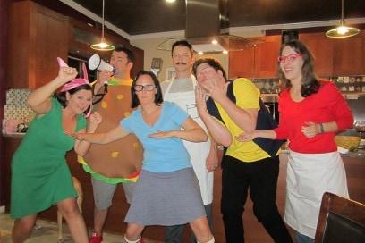 costume bob burger