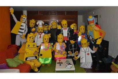 costume lego personaggi