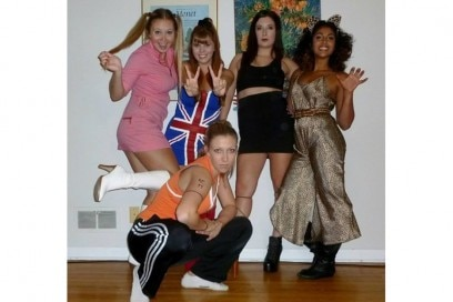 costume spice girls