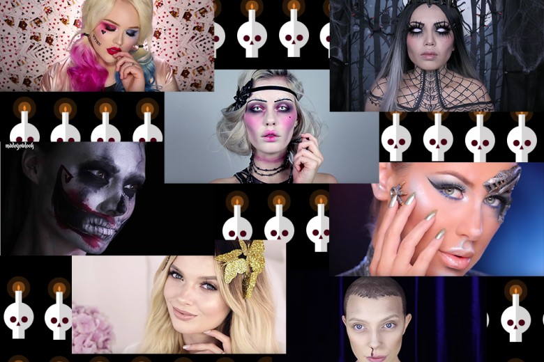 7 idee trucco per Halloween 2016: i videotutorial