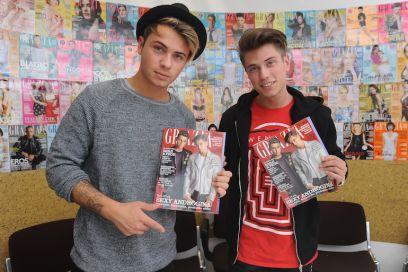 La prima copertina di Benji & Fede: parlano i protagonisti della cover di Grazia