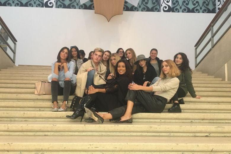 La mostra YOU – The Digital Fashion Revolution vista con Candela