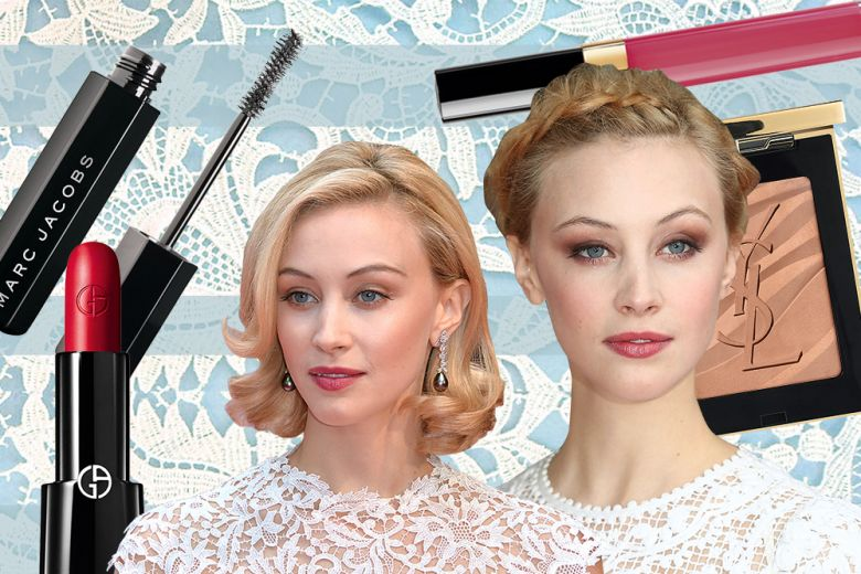 Sarah Gadon Make Up: i beauty look più belli dell'attrice