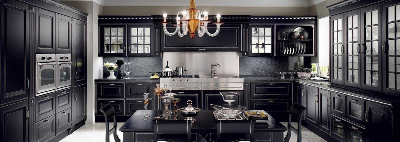 Scavolini le cucine classiche pi belle grazia - Cucine classiche scavolini ...