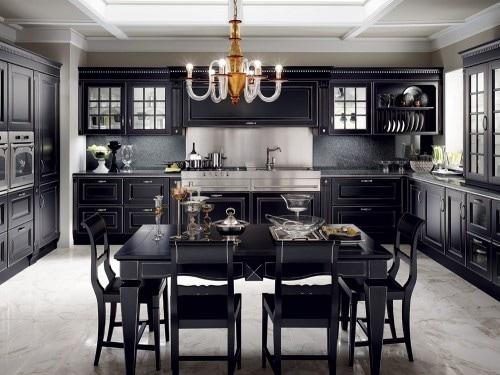 Scavolini: le cucine classiche più belle grazia