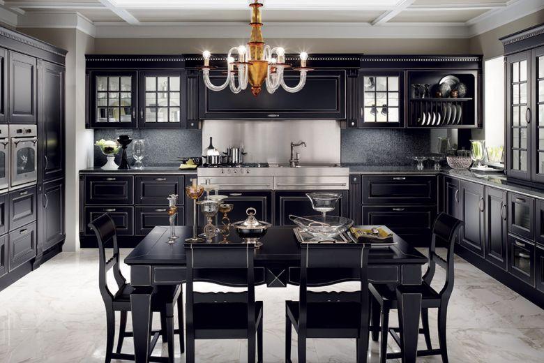 Scavolini: le cucine classiche più belle