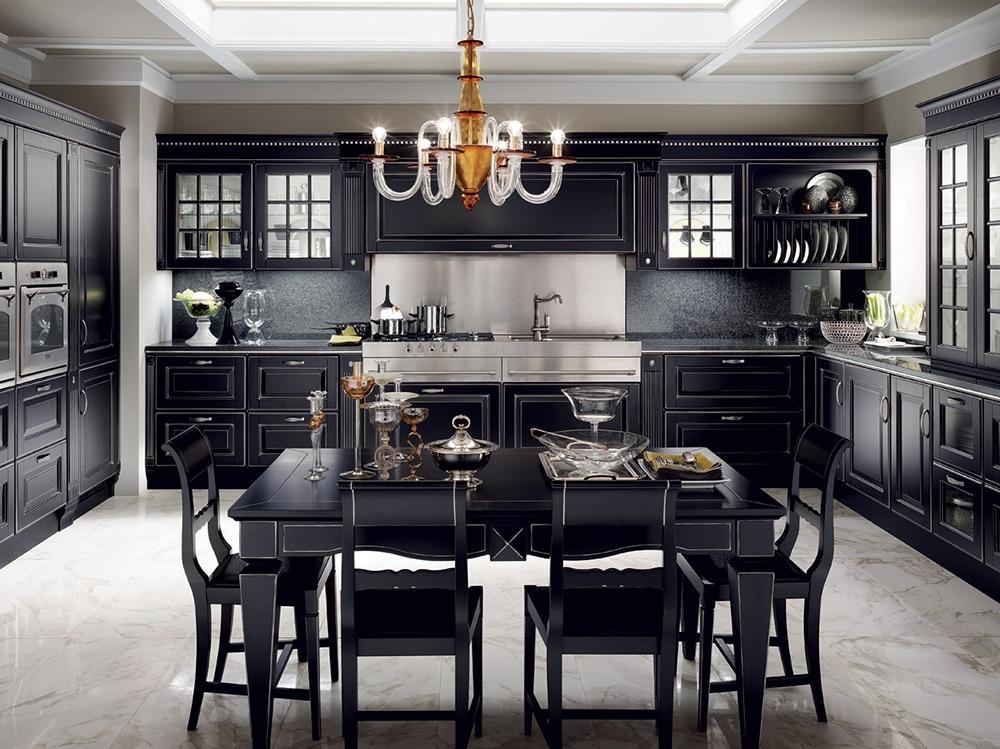Scavolini le cucine classiche pi belle grazia - Cucine scavolini ...
