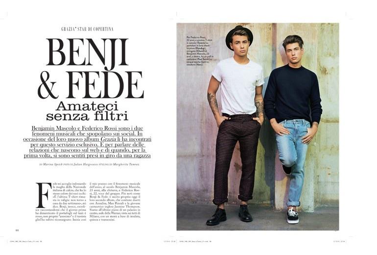 Benji & Fede: Amateci senza filtri
