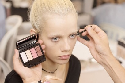 Dior Prêt-à-Porter Primavera Estate 2017: il make up e il backstage beauty
