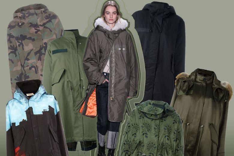 Parka: i modelli per l'Autunno-Inverno 2016