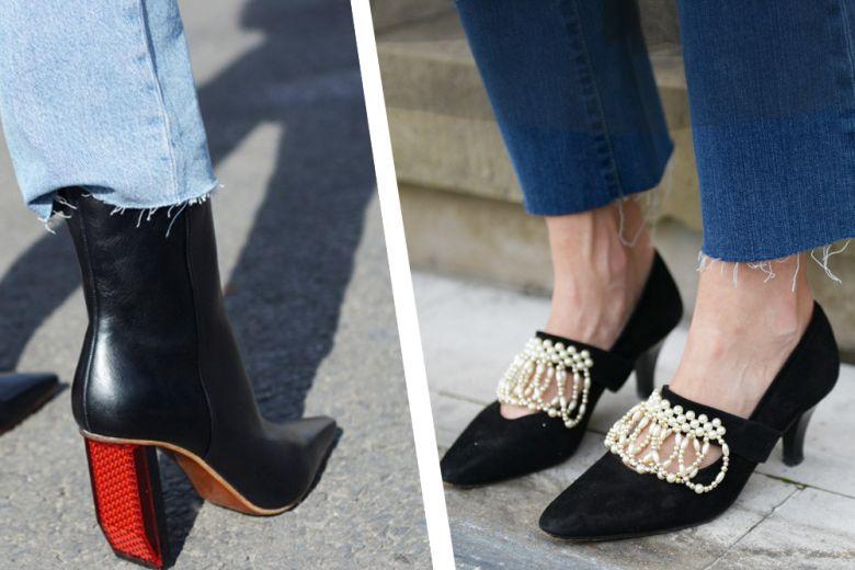Street style: le scarpe di tendenza