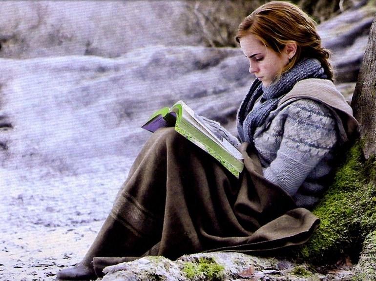 hermione legge