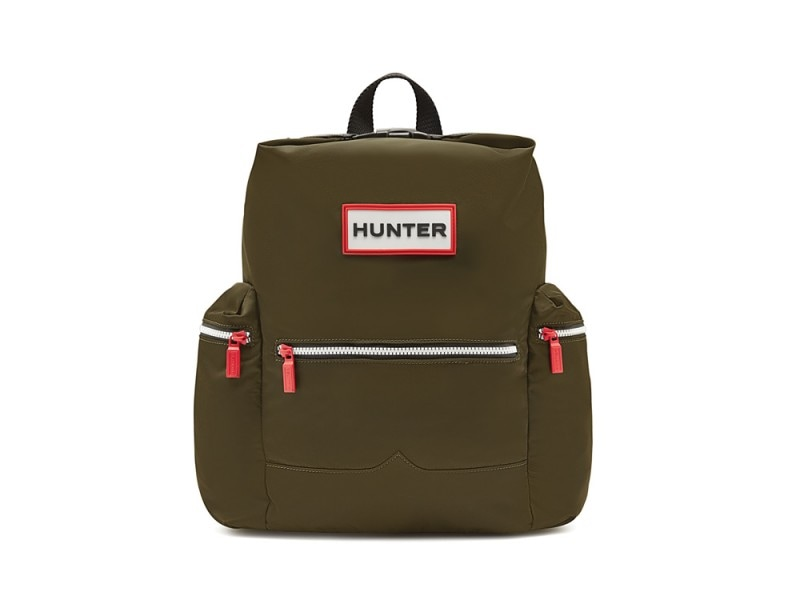 hunter-core-zaino-verde
