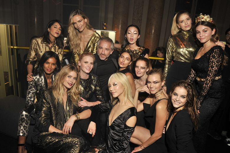 L'Oreal festeggia la Paris Fashion Week con il Gold Obsession Party