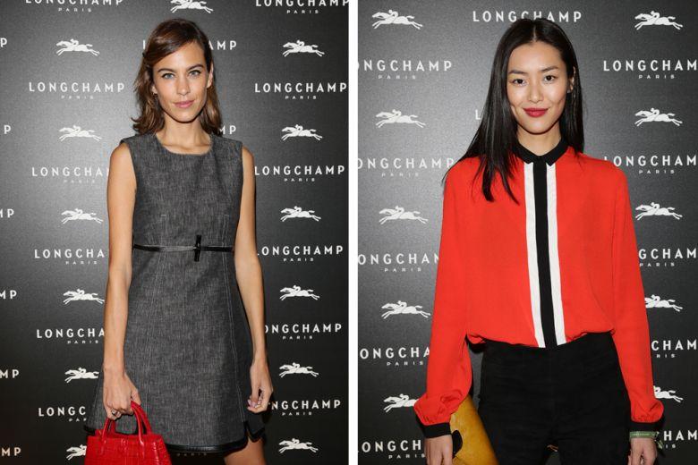 Longchamp festeggia la riapertura della storica boutique di rue Saint-Honoré