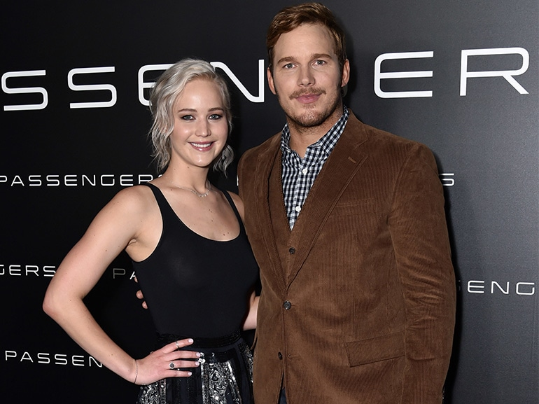 jennifer lawrence chris pratt