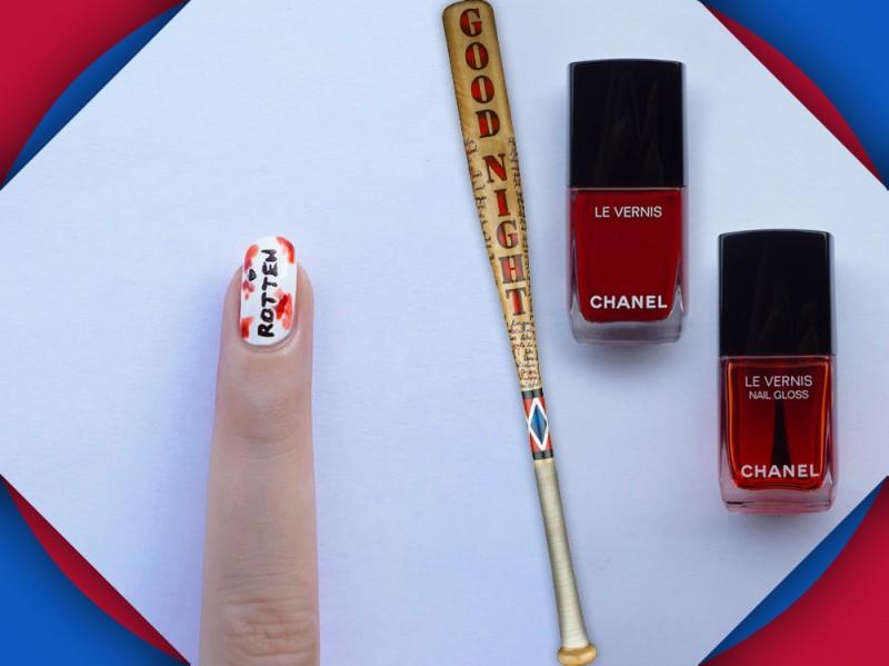 la-nail-art-di-harley-quinn-di-nonsolokawaii-accent-nail-step3