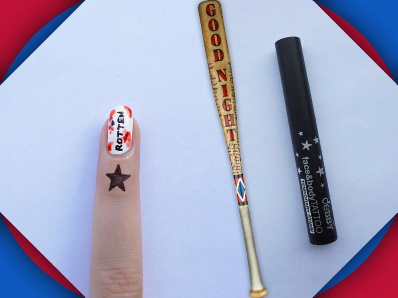 la-nail-art-di-harley-quinn-di-nonsolokawaii-accent-nail-step4