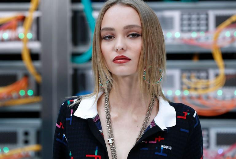 Lily-Rose Depp, non solo figlia di…