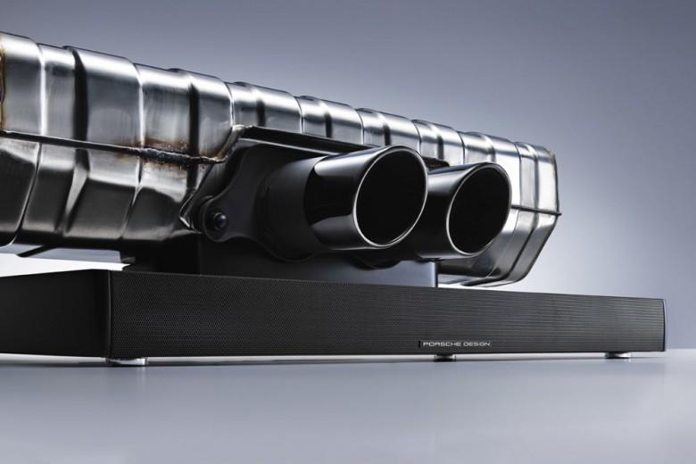 Porsche Design presenta il 911 Soundbar