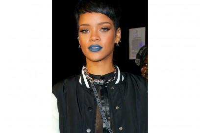 rhianna rossetto blu