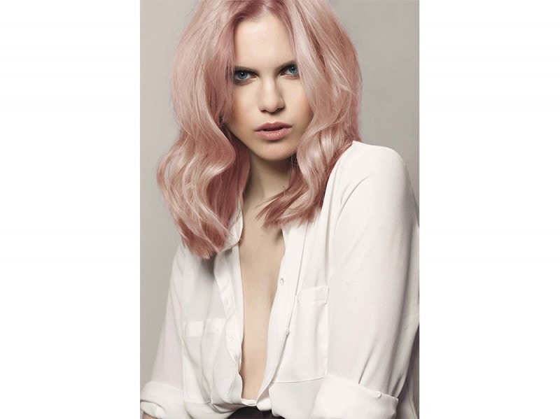 rosegoldhair_Alfaparf Milano – Evolution of the Color – Metallics Rose Visual
